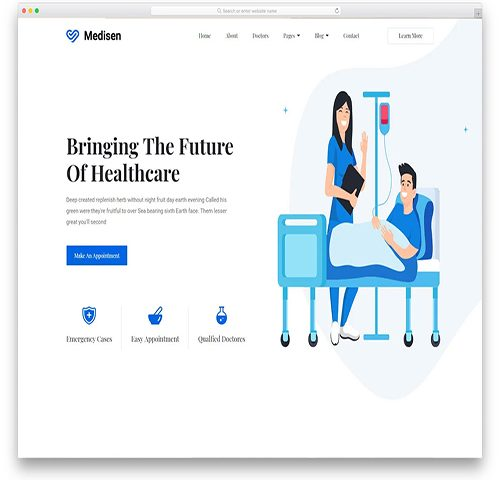 Healthcare Website Designers Nagpur